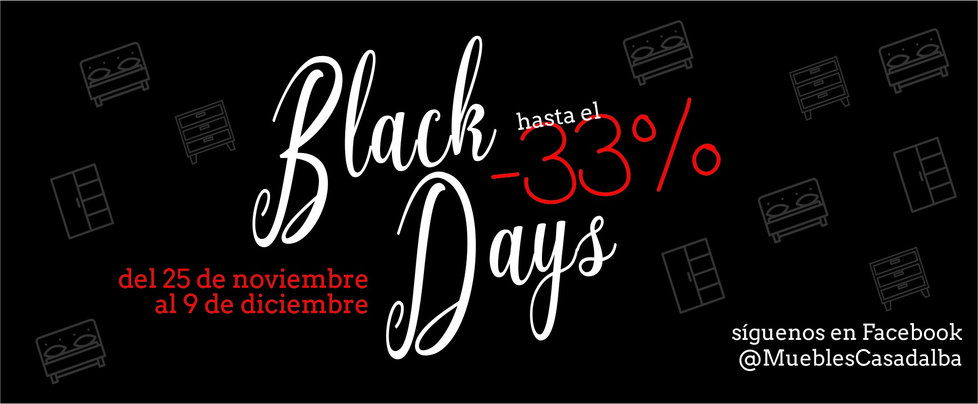 Black Days CASADALBA