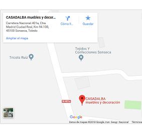 Oficinas Centrales CASADALBA